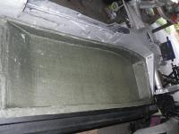 Carbon kevlar pans