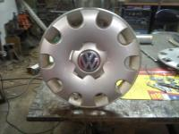 2003 vw golf wheel cover