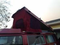 Poptop tent 2