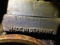 Porsche 356 and 912 engines
