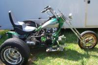 Mid Engine VW Trike