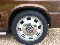VW CZ8 Heritage Wheel with retro hubcaps