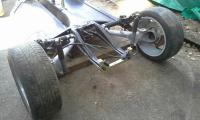 Chassis Work continues...