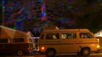 All Air-Cooled Gathering 2015 Camp Out Light Show