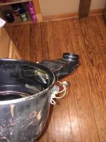 Late Bay DC oil bathe air filter