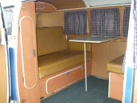 Westy interior pictures