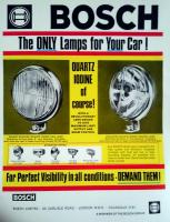 Bosch lamps