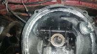 Engine Install, 12V in a 6V Transmission