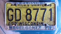 Clovis NM dealership license plate frame