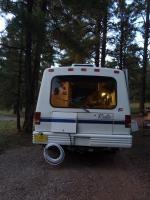 Camping near Gallup, NM