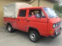 "1986 16"" Syncro Double Cab"