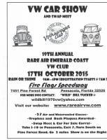 Rare Air VW Show