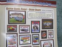 Transporterfest 2015 plaques and Daytona Trophy catalog