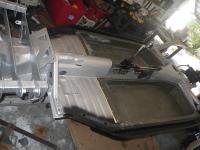 Kevlar carbon seat pans