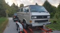 The yet to be named 87 Syncro tin top build