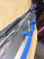 Vanagon windshield w/ USC All Metal