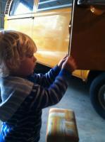 Toddler Bodywork