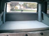 Vanagon rear bench 3point seatbelt