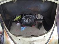 My first engine removal
