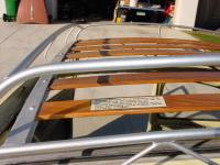 VW roof rack