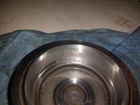 2nd gear brake band piston damage