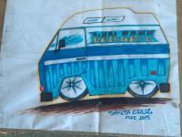 Van Cafe art
