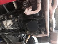 Vanagon w/ Subaru EJ22 Before New Exhaust