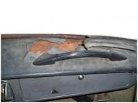 Dashboard pad, 64 Ghia coupe