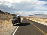 Near Death Valley, Ca.