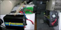 Aux Battery Box
