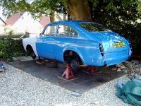 72 Gentian Blue Fastback