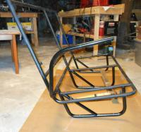 67 short middle seat frame