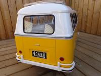 21 Window Pedal Car