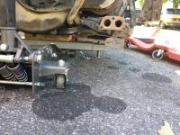Pulling engine with 2 jacks