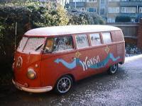 Wonka Bus 1953