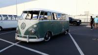 Velvet Green Bus