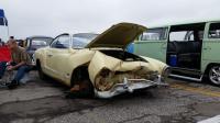 Wrecked Ghia