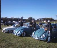 Southern Integrity Aircooled at Farmington fall 2015
