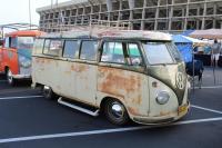 Palm Green / Sand Green Standard Microbus