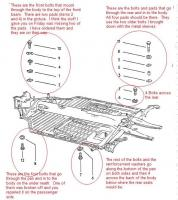 Thing body mounting instructions