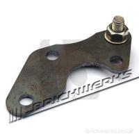 Gearbox repair plate