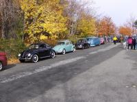 Classic VW Bugs 2015 Fall Foliage Cruise