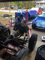Thing with Subaru motor