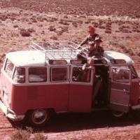 1963 23 Window Deluxe BG SWR L472 L53 Silver Beige Basalt Grey BeKoWa Rack Collamer Family