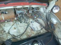 1970 vw bug wiring before and after