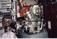 1954 Deluxe engine