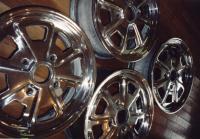 1954 Deluxe wheels