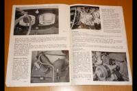 Telefunken radio brochure - split Beetle