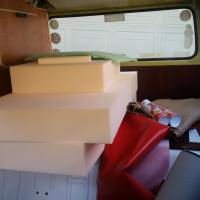 68 bus camper interior stuff shots