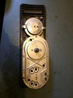 early bay dash instrument cluster
